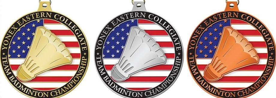 2017-2018 Yonex Eastern Collegiate Team Badminton Championships