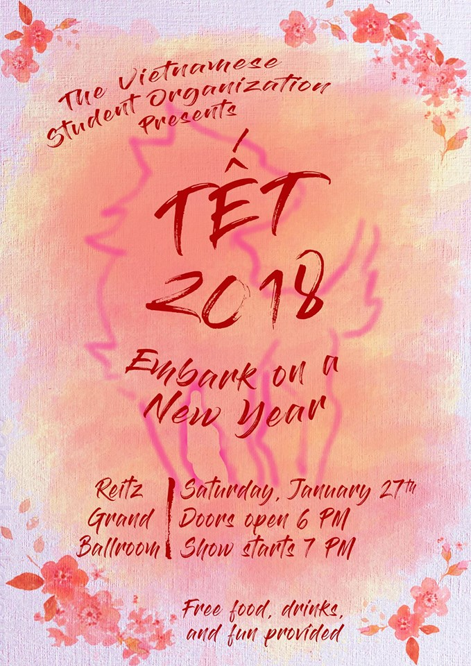 VSO Tết 2018: Embark on a New Year
