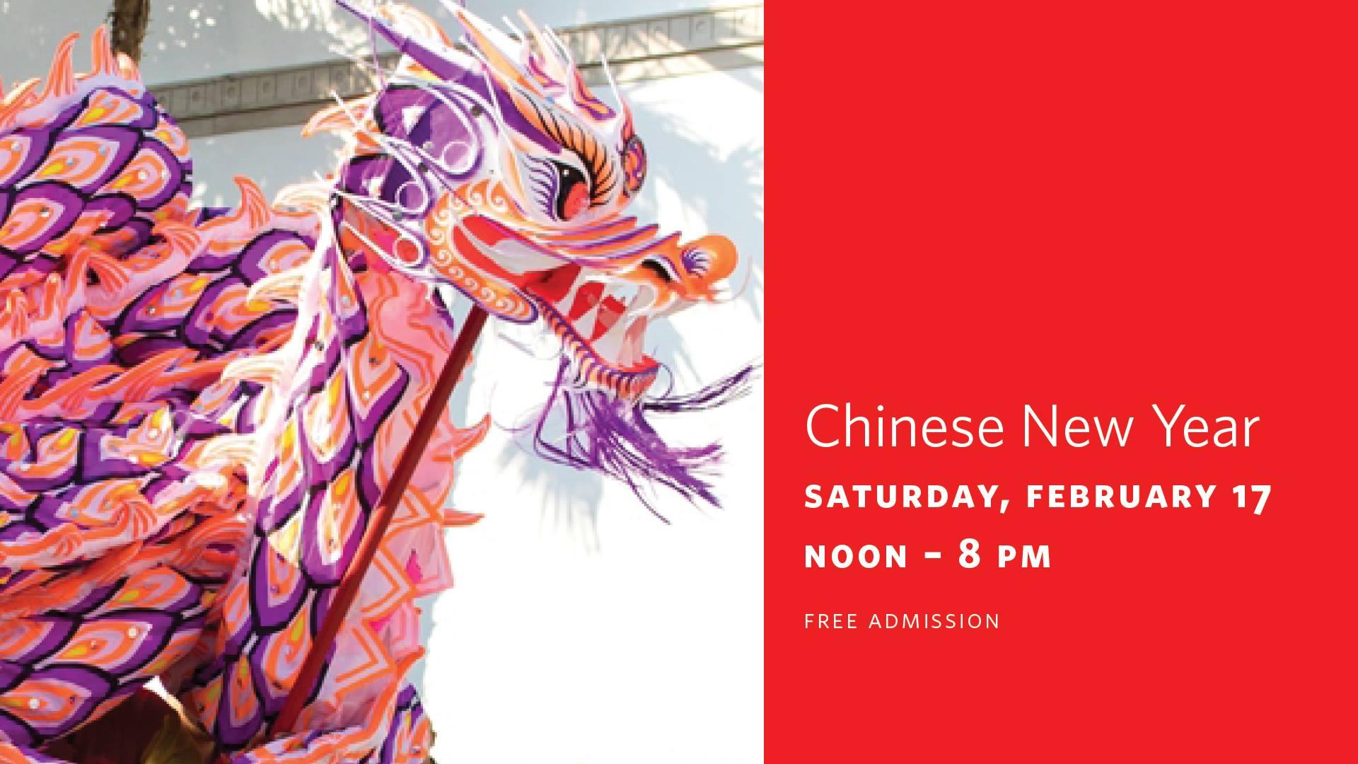 Chinese New Year Celebration - Norton Museum of Art