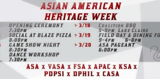Asian American Heritage Week 2016 @ UCF