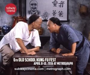 6th Old School Kung Fu Fest