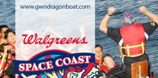 WALGREENS SPACE COAST DRAGON BOAT FESTIVAL PRESENTED BY PEPSICO