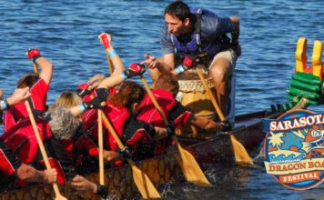 Sarasota International Dragon Boat Festival