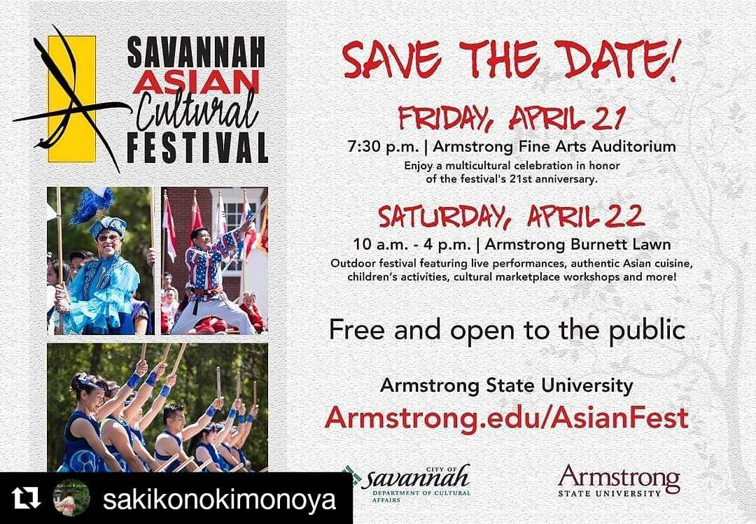 Savannah Asian Cultural Festival