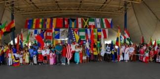 2016 World of Nations Celebration