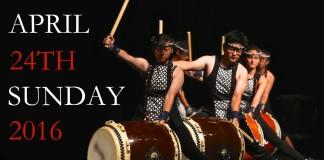 APR 24 Orlando Taiko Dojo Recital