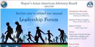 Mayor's Asian American Advisor Board's Leadership Forum