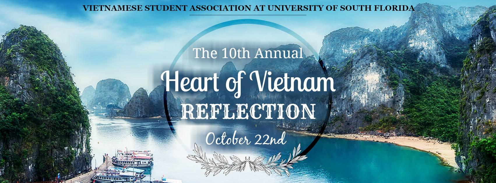 Vsa At Usf S 10th Annual Heart Of Vietnam Reflection