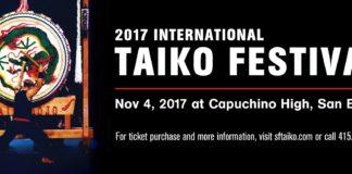 2017 International Taiko Festival