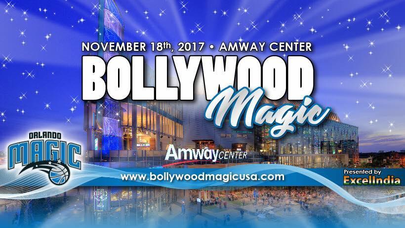 Bollywood Magic in Orlando