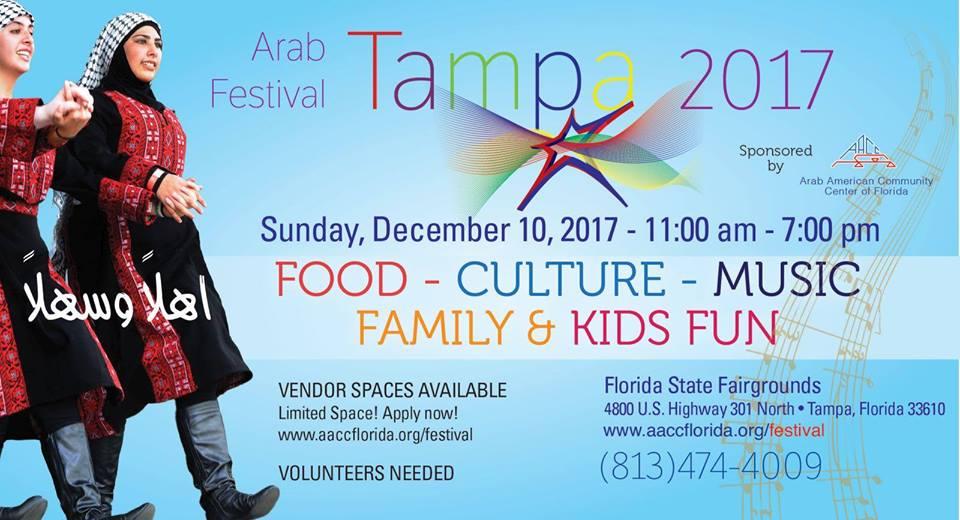 Arab Festival 2017 - Tampa