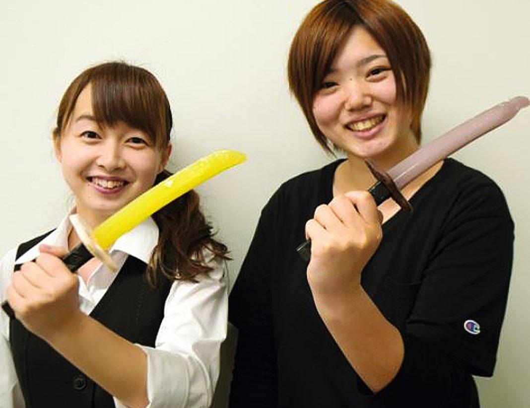 Sword ice sticks