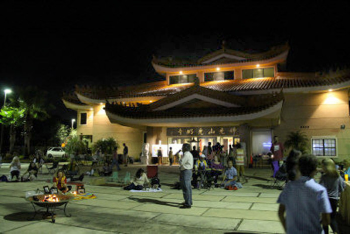 Orlando's Guang Ming Temple