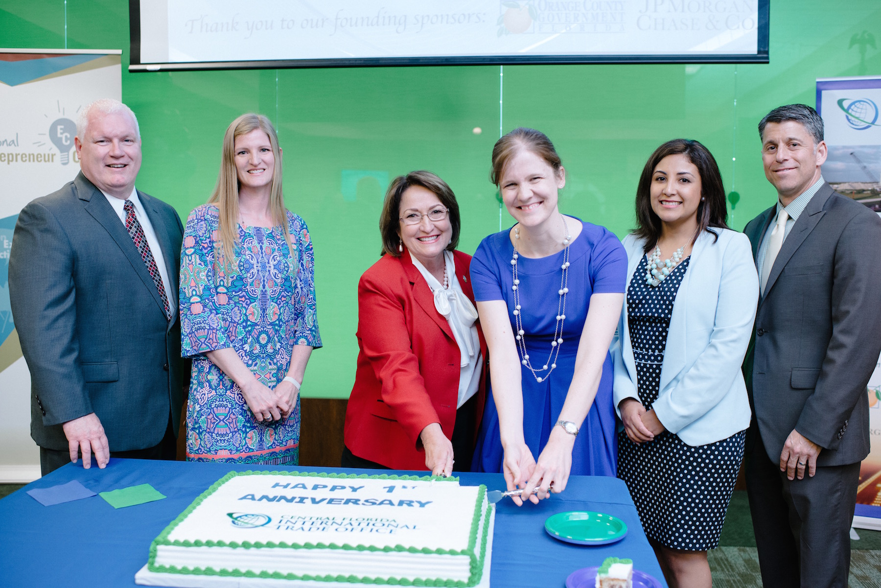 Central Florida International Trade Office (CFITO) celebrated its first anniversary