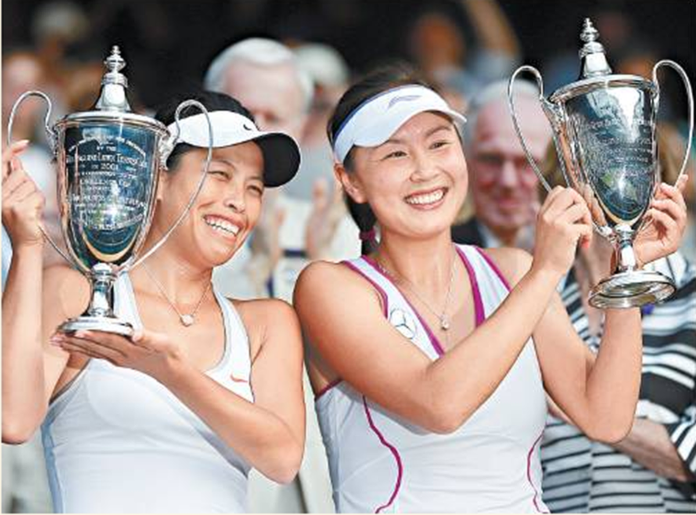 Su-Wei Hsieh and Peng Shuai