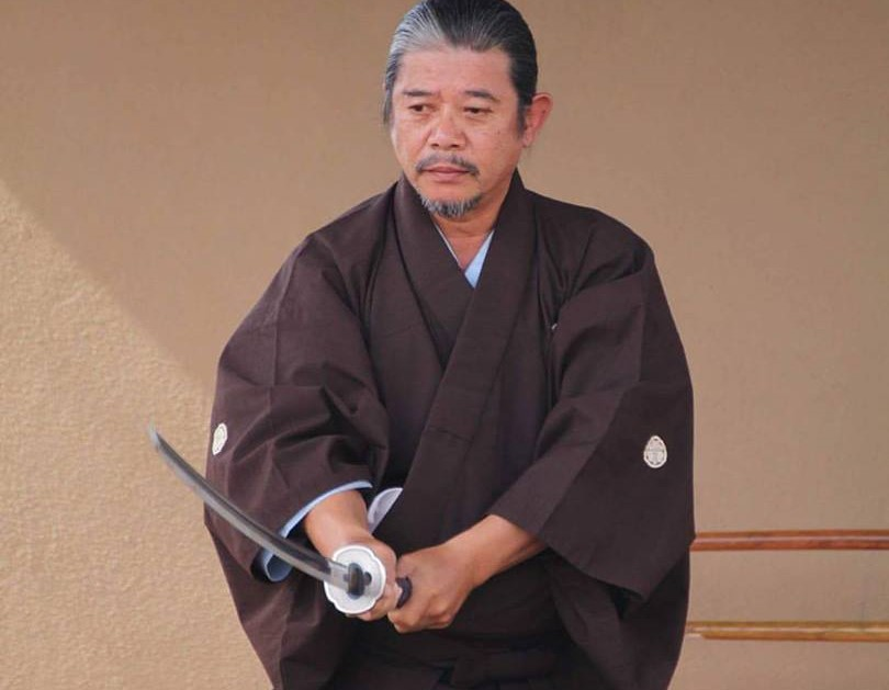 15th Souke Kenshin Ohashi
