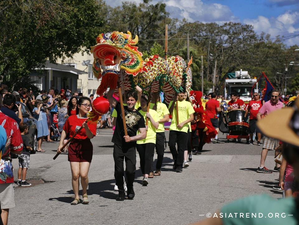 Dragon Parade 2018