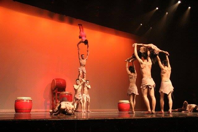 Formosa Circus Art 2018 North America Tour - Our Home