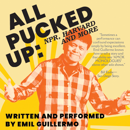 Amok Monologues: All Pucked Up