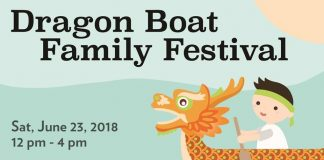 Dragon Boat Family Festival!