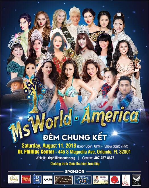 MS WORLD-AMERICA PAGEANT