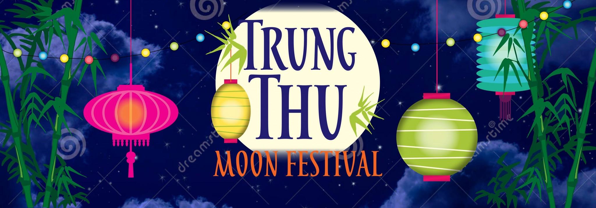 Trung Thu Moon Festival