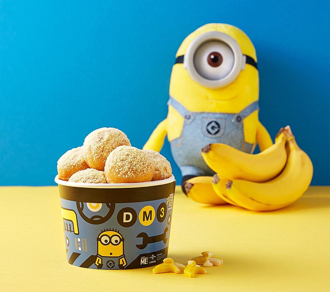 Minions Donuts