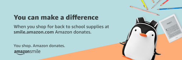 Purchase with purpose. Amazon donates to Asia Trend Inc when you shop for back to school supplies at smile.amazon.com.