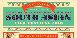 The 24th Annual South Asian Film Festival