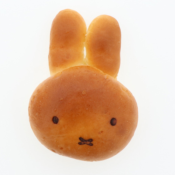 Miffy red bean bun