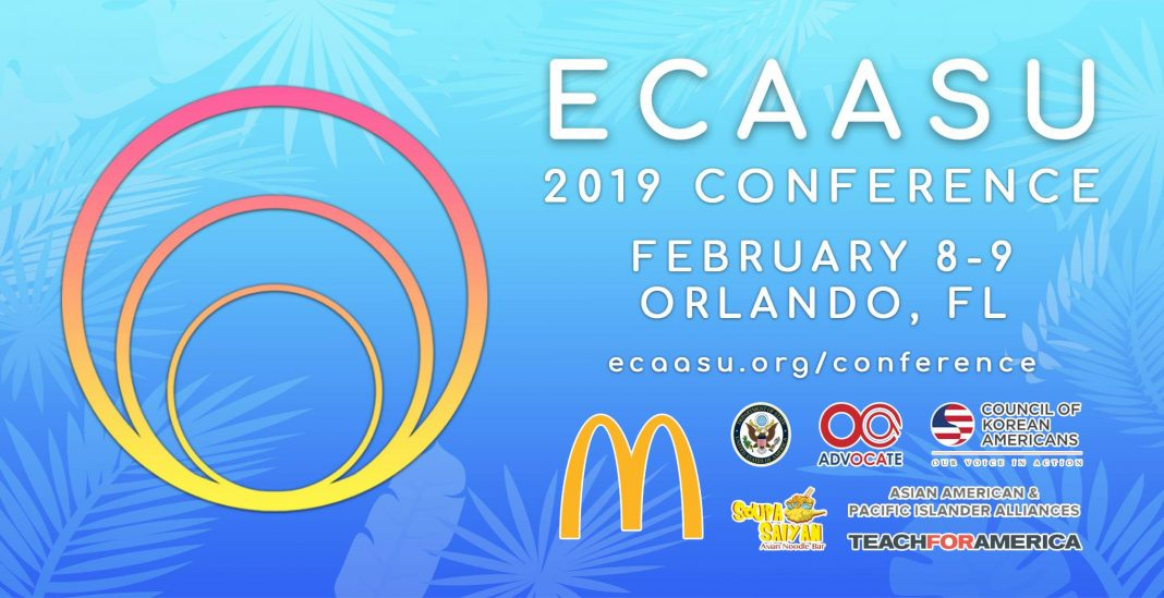 East Coast Asian American Student Union Conference 2019