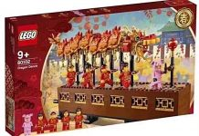 Lego Chinese New Year set