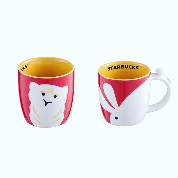 Startbucks mugs