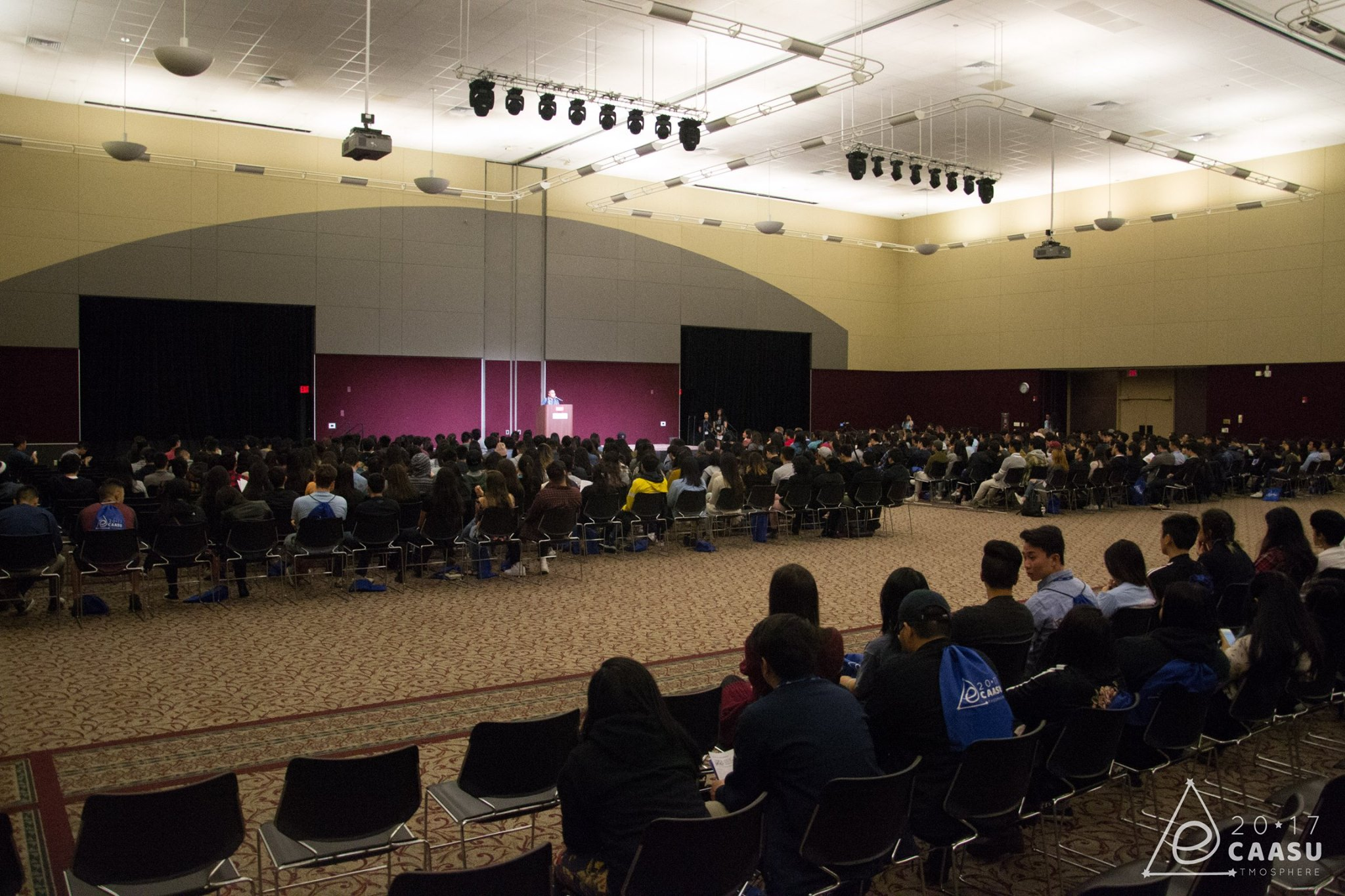 East Coast Asian American Student Union (ECAASU) in Orlando