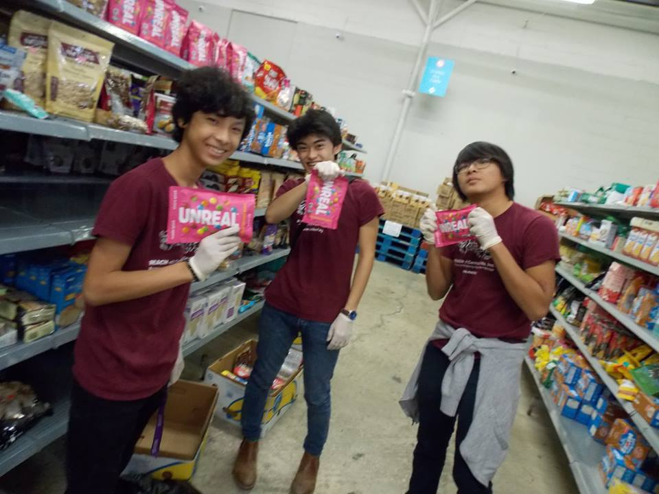 Grocery Volunteers