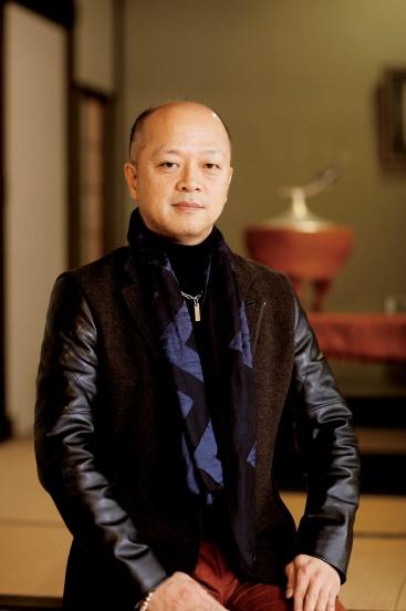 Japanese pottery artist Ohi Toshio Chozaemon XI