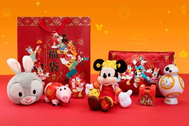 Chinese New Year merchandise
