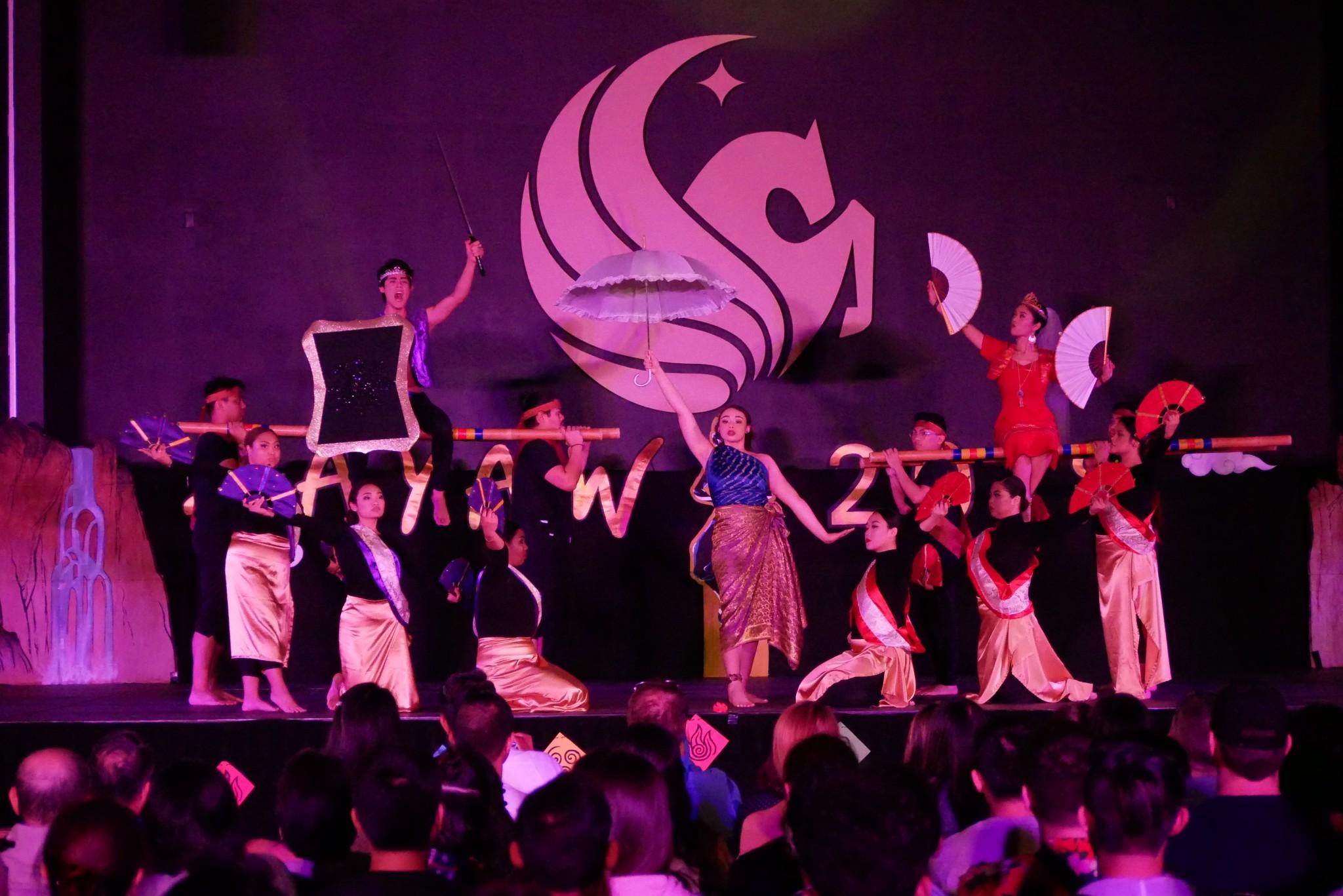 FSA's 14th Annual Sayaw Showcase: The Last DT Benders