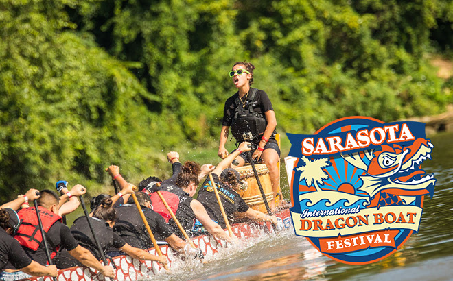 Sarasota International Dragon Boat Festival
