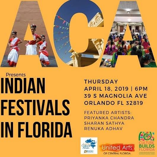 Indian Festivals in Florida