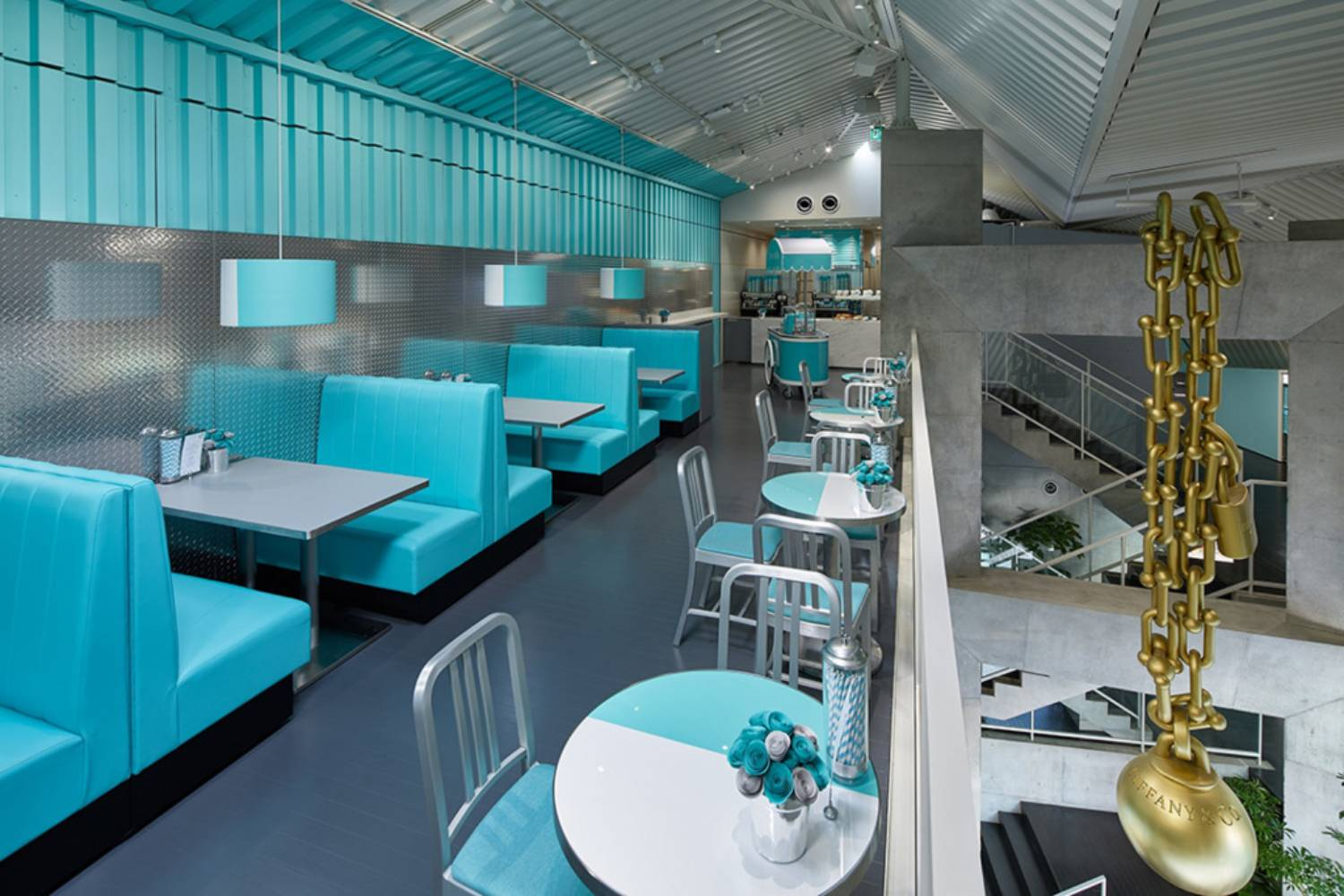New Tiffany Co Concept Store Open In Harajuku Tokyo Asia Trend