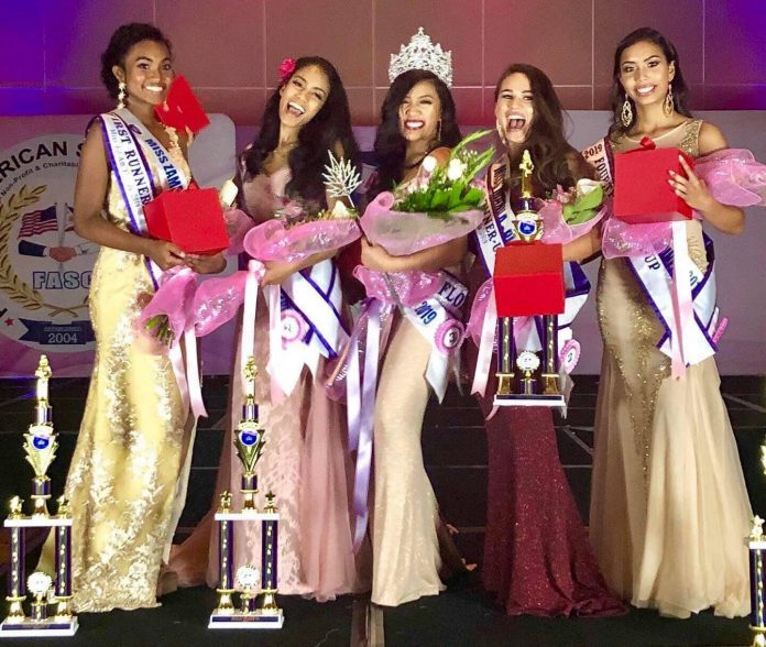 Miss Filipino-American Florida 2019