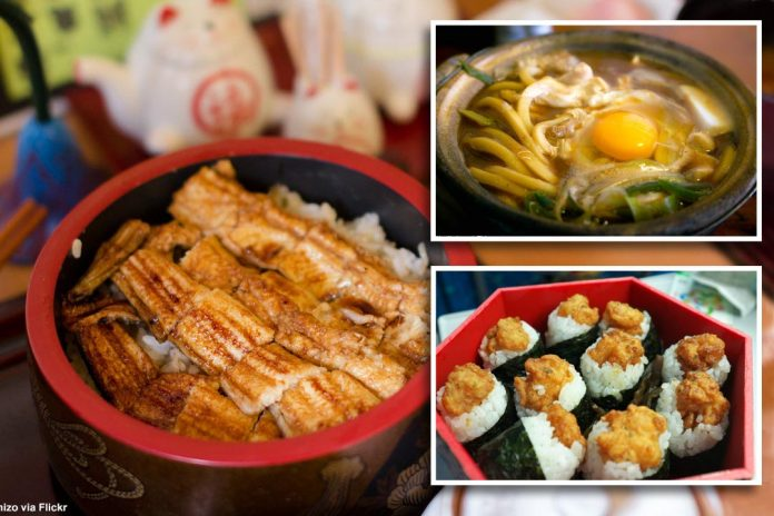 Aichi foods