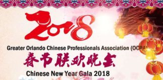 Chinese New Year Gala 2018