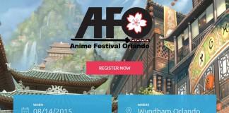 Anime Festival Orlando 2015