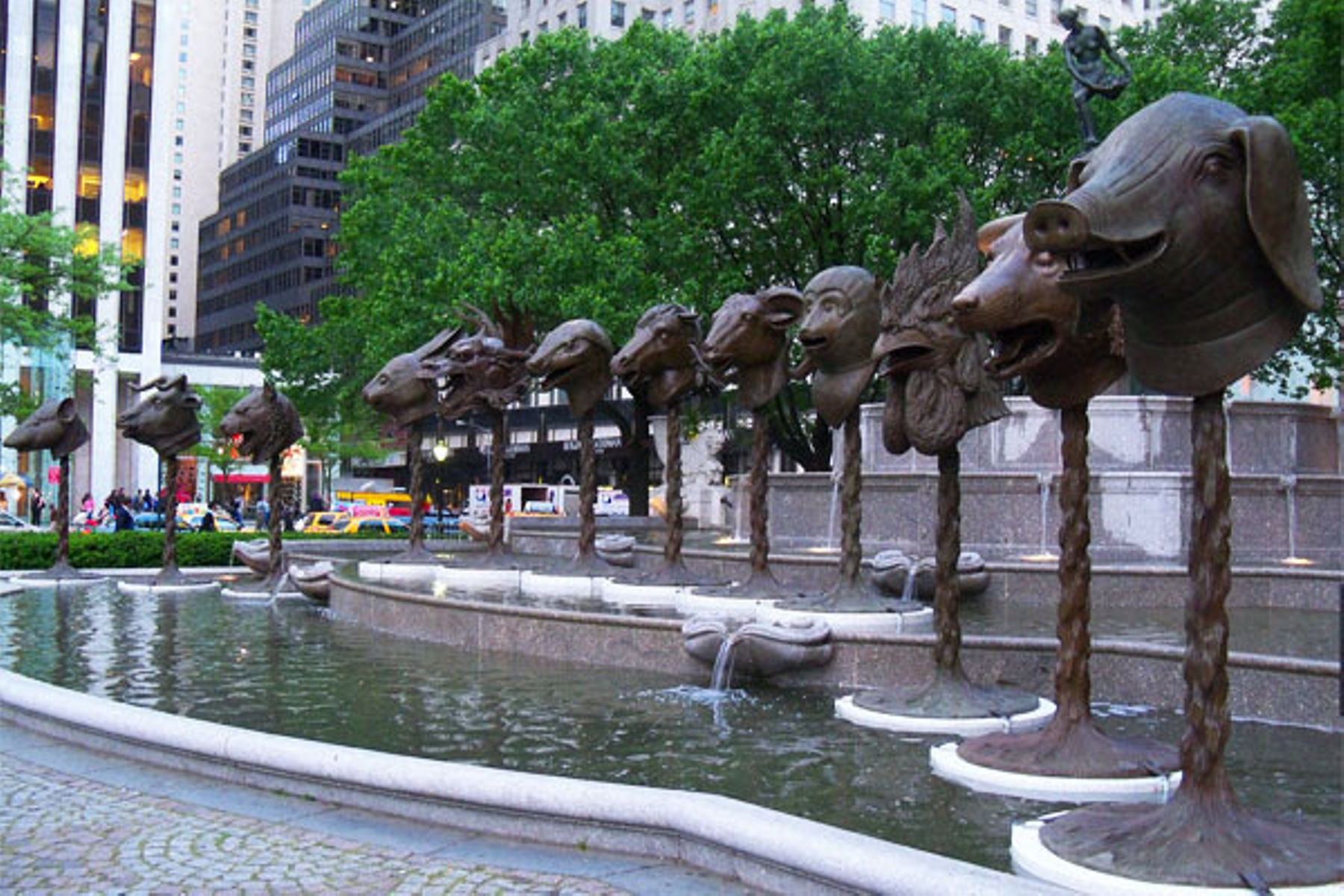 ai weiwei�s circle of animalszodiac heads to be installed