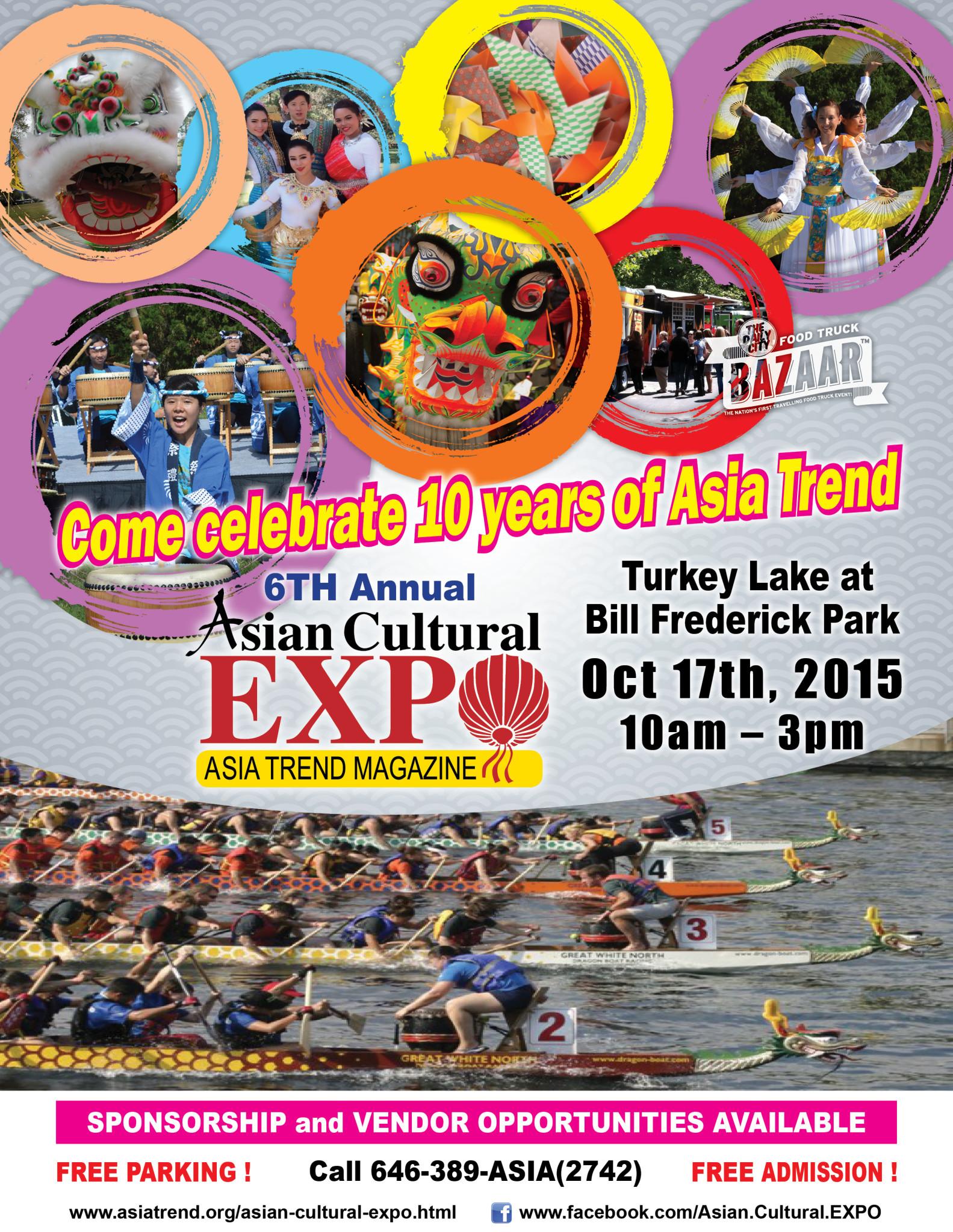 6th Annual Asian Cultural EXPO