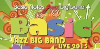 Basic Notes Jazz Big Band Live 2015