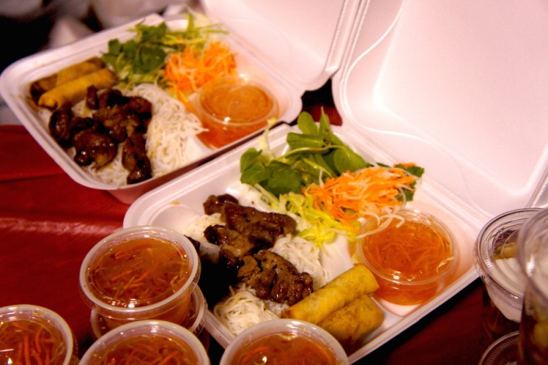 Vietnamese New Year Street Food Orlando