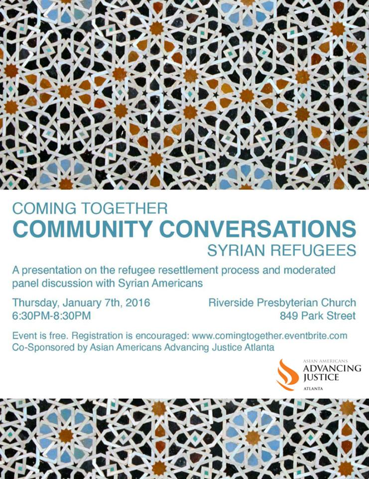 Coming Together Community Conversations